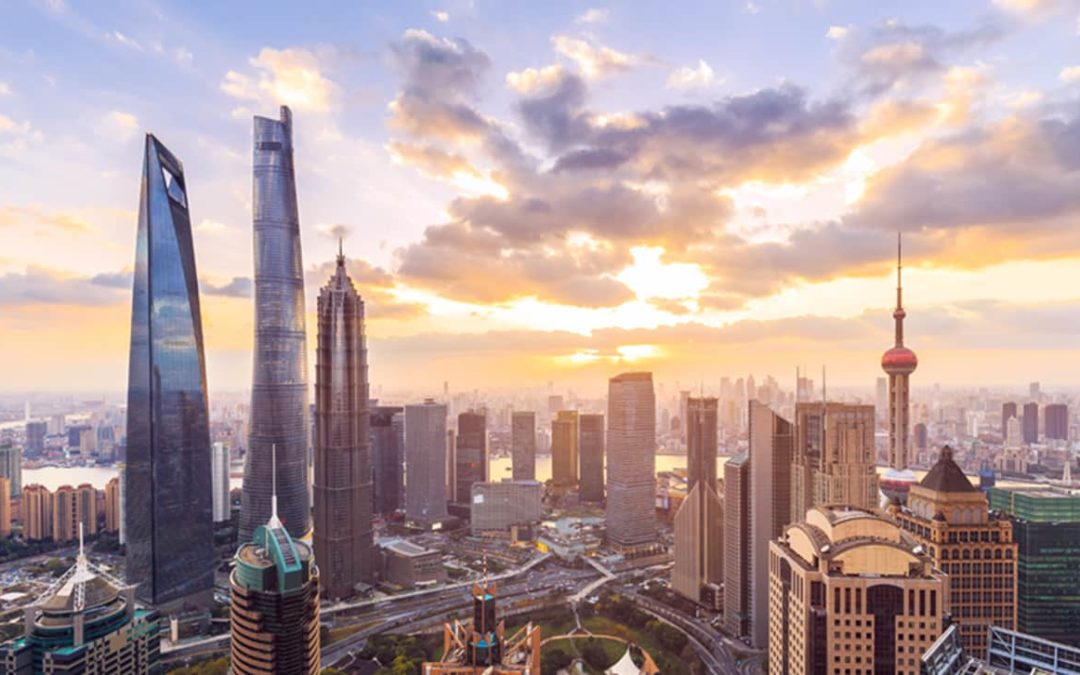 New Offices in Shanghai