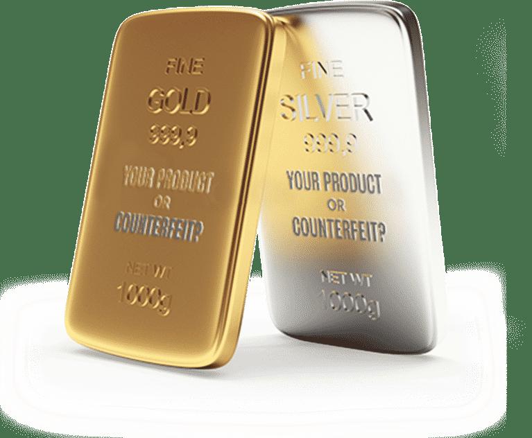 Precious Metals counterfeiting