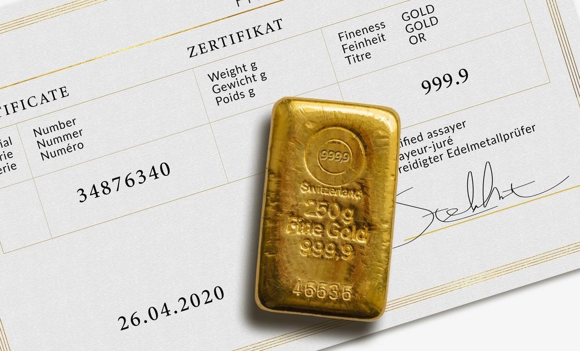 Precious Metals Counterfeiting 1