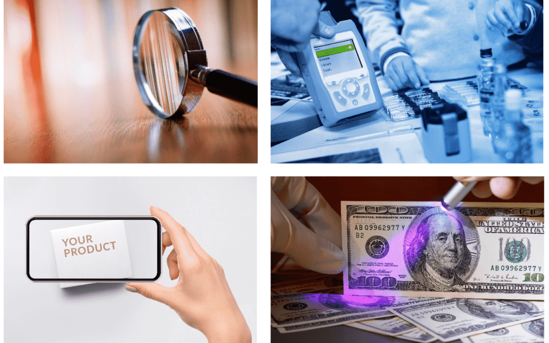 counterfeit detection devices
